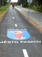 Photo: Nadaleko nádraží v Paskově. Cyklotrasa č. 59 mezi Vratimovem a Sviadnovem