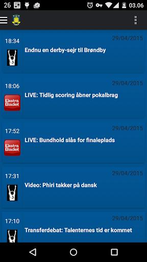 Brøndby News