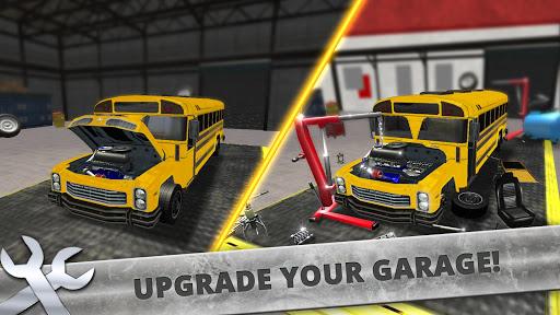 Bus Mechanic Simulator: Auto Repair Garage 2018 1.4 screenshots 2