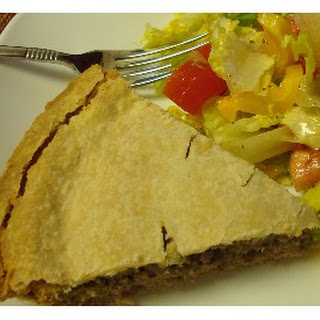 Sylvie's French-Canadian Tourtiere