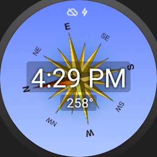 Compass Watch- screenshot thumbnail