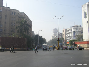Photo: Veer Nariman Road, Looking West