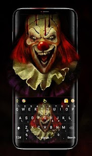 Joker Keyboard Theme apk screenshot 1