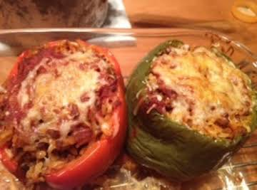 Sammi's Stuffed Peppers