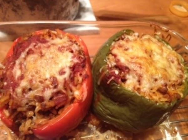 Sammi's Stuffed Peppers Recipe