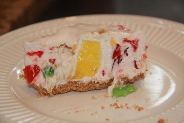Broken Glass Cake (sallye) Recipe