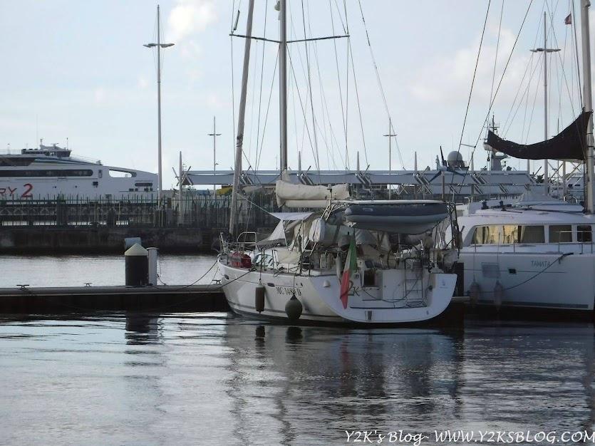Y2K al Marina di Papeete - Tahiti