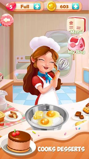 Code Triche Solitaire Dessert Cuisine APK MOD screenshots 4