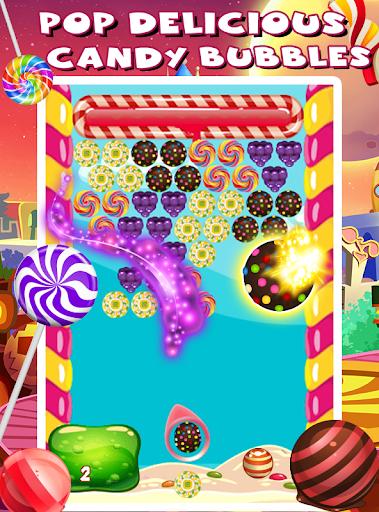 糖果泡泡爆破遊戲