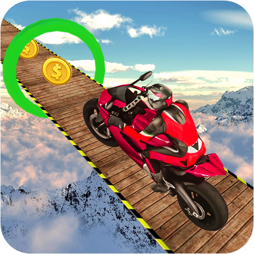 Impossible Moto Biker Track 3D