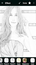 photo editor-pro pencil sketch - screenshot thumbnail 06