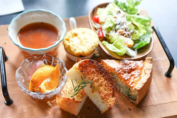 花蓮壽豐美食、友善寵物餐廳 小和農村手工早午餐、下午茶(預約制)