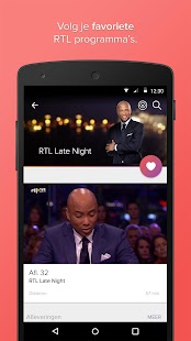 RTL XL- screenshot thumbnail
