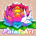Color.Fun - Color by Number Paint Coloring Book icon