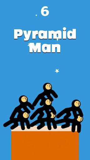 Amazing Pyramid Man