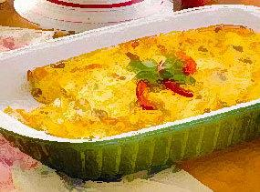 Sausage/egg Casserole Surprise Recipe