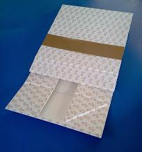 Photo: Caixa Especial (24) com fecho magnético e desmontável (dobrada facilita estocagem)
