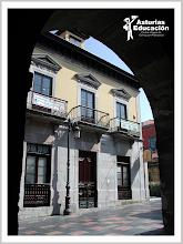 Photo: Desde los arcos de Galiana, vista del edificio antes de su segunda reforma.