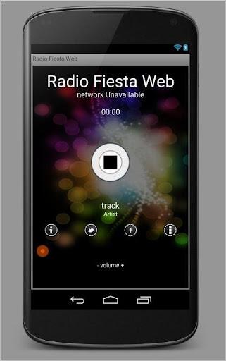 Radio Fiesta Web