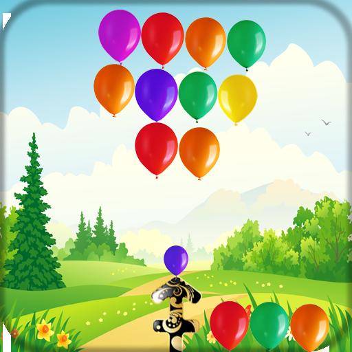氣球射擊 休閒 App LOGO-硬是要APP