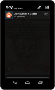 Buddha quotes & Buddhism Daily- screenshot thumbnail