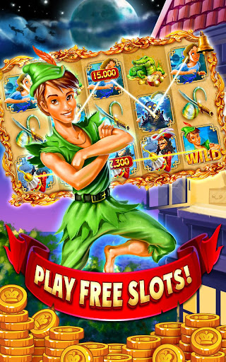 Trucchi slot machine peter pan