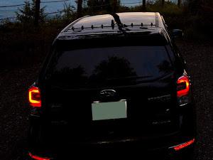 フォレスター SJG XT EyeSightのカスタム事例画像 アバラさんの2020年10月03日20:47の投稿