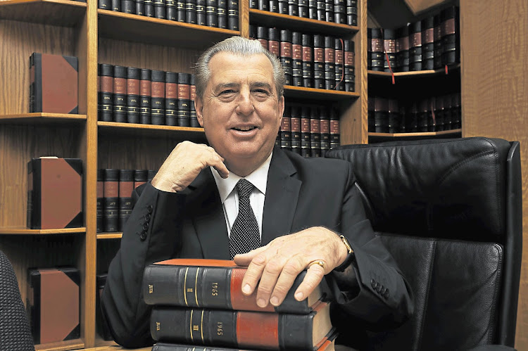 Ronald Bobroff and his son fled to Australia in March 2016. The Supreme Court of Appeal found this week that the national director of public prosecutions has not established that two amounts held at an Israel bank totalling R6.8m were proceeds of unlawful activities. File photo.