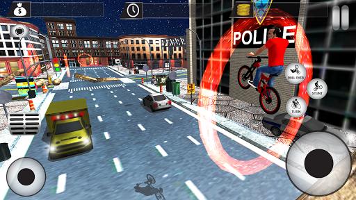 BMX Freestyle Stunt Rider 1.0 Mod screenshots 2