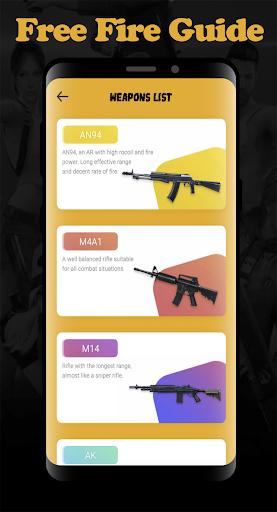 Guide For Free Fire Diamond 2020 1.0 screenshots 4