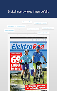 ElektroRad · epaper- screenshot thumbnail