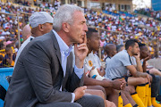 Ernst Middendorp, Head Coach of Kaizer Chiefs.
