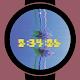 Glitch Watch Face -  20 background Glitch art (app)