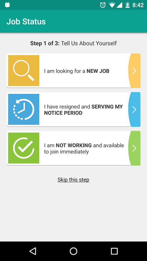 Hiree - Get Better Jobs- screenshot