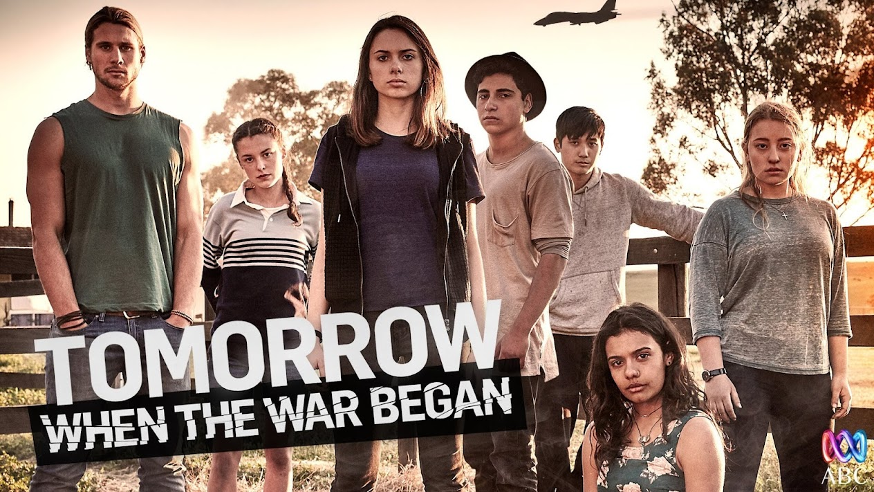 tomorow when the war began Tomorrow, when the war began is a 2010 australian action-adventure war drama film written and directed by stuart beattie and based on the novel of the same n.