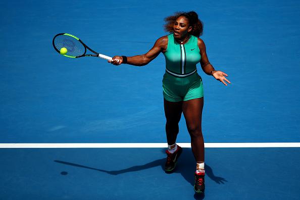Serena Williams vidéo de sexe