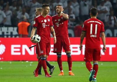 Le Bayern officialise sa première recrue de l'été
