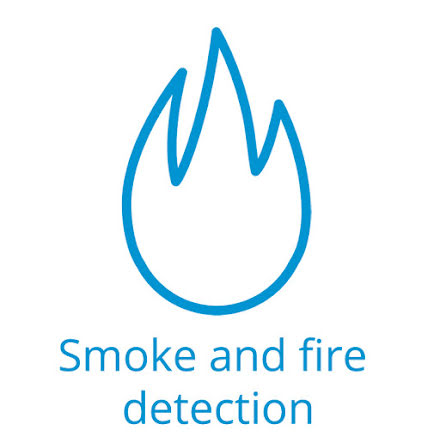 Eocortex Smoke and Fire Detection module