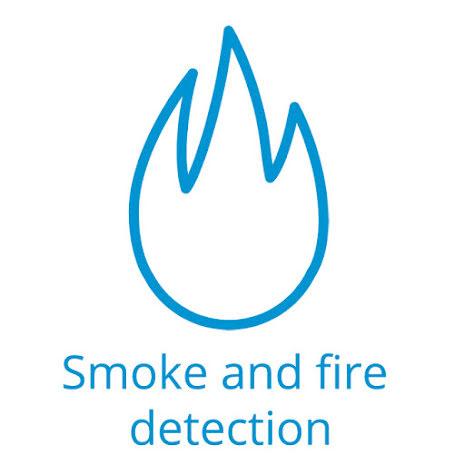 Eocortex Smoke and Fire Detection module