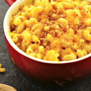 Macaroni and Cheese with BBQ Pulled Pork