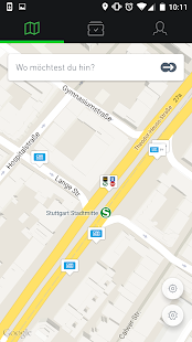 moovel - Route planner- screenshot thumbnail