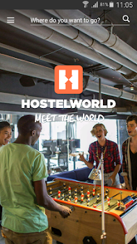 Hostelworld: Hostels and Cheap Motels Travel App