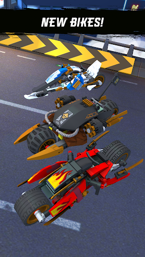 LEGO® NINJAGO®: Ride Ninja 20.5.430 screenshots 2