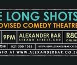 The Long Shots @Alexander Bar Theatre : Alexander Bar, Café and Theatre