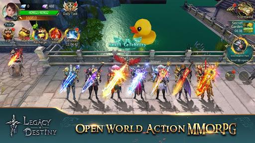 Legacy of Destiny - Most fair and romantic MMORPG 1.0.12 screenshots 6