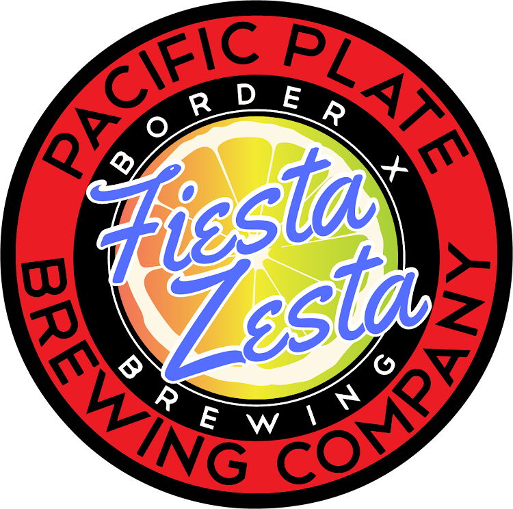 Logo of Border X Fiesta Zesta Collab With Pacific Plate