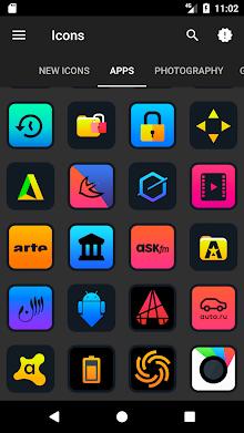 Womba - Icon Pack screenshot 5