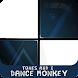 Dance Monkey Piano Tiles