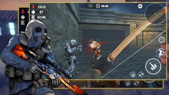 Gun Frontier: Free Zombie Survival Shooter 3D FPS 6