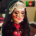 Afghan Flag On Face - New Faceflag Photo maker icon